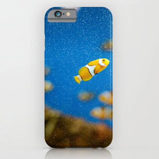 Just Keep Swimming iPhone & iPod Case