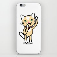 Lemon the Cat iPhone & iPod Skin