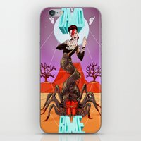 Spiders from Mars  iPhone & iPod Skin