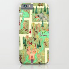 The Enchanted Forest  Slim Case iPhone 6s