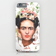 iPhone & iPod Case featuring Frida by Tracie Andrews