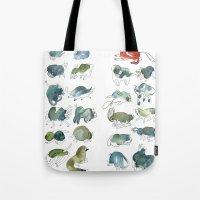 Animalzzz Tote Bag