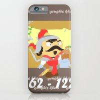 Genghis Khan iPhone 6 Slim Case
