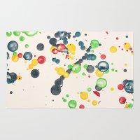 Crayon Love: Splatter This Rug