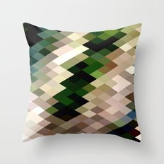 First we take Manhattan, Throw Pillow