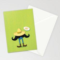 Mexstache Stationery Cards