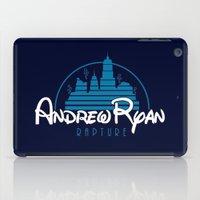 Andrew Ryan - Rapture iPad Case