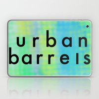 Urban Barrel Type Laptop & iPad Skin
