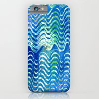 Rippling Waves iPhone 6 Slim Case