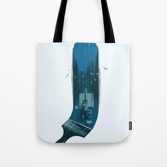 Nature study Tote Bag