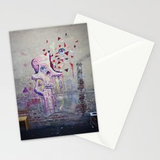 Graffskull Stationery Cards