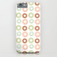 Donuts For Breakfast! iPhone 6 Slim Case
