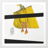 Jodorowsky's Sesame Stre… Art Print