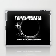Power to the Planets Laptop & iPad Skin