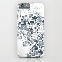 Broken And Pixels  iPhone 6 Slim Case