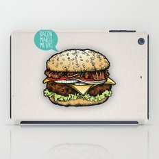 Epic Burger iPad Case