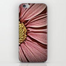 Distressed Petals fine art photography iPhone & iPod Skin