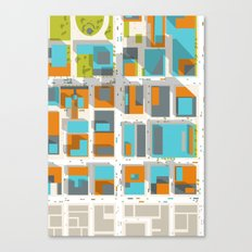 Ground #06 Canvas Print