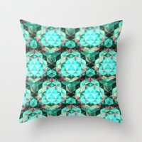 Tessalate Throw Pillow
