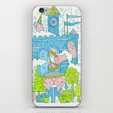 INNER PEACE UNLOCKED iPhone & iPod Skin