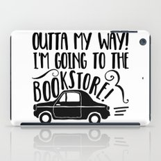 Outta My Way! iPad Case
