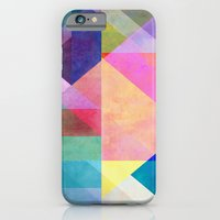 Color Blocking 2 iPhone 6 Slim Case
