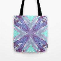 Watercolor Abstract Tote Bag