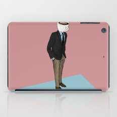 IT'S MORNING AND I THINK OF YOU iPad Case