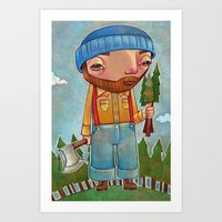 Shantyboy Art Print