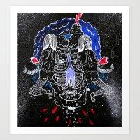 viki 200 Art Print