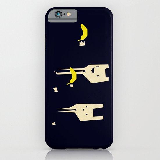 Pulp banana iPhone & iPod Case