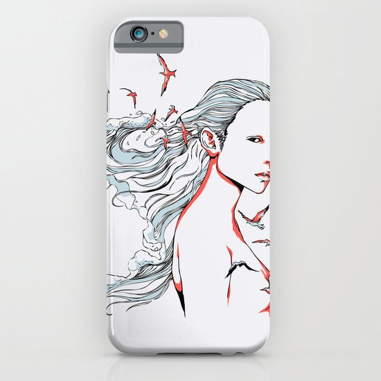 Queen of Ocean iPhone & iPod Case