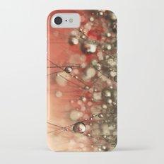 Riot Red Cactus Sparkles Slim Case iPhone 7