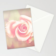candy rose Stationery Cards