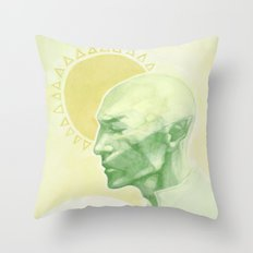 Dragon Age: Solas Throw Pillow