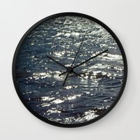 Mighty Hudson Wall Clock