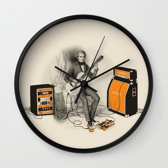 Unimaginable Symphonies Wall Clock