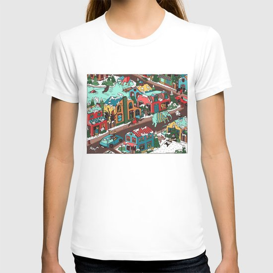 This Place is a Zoo! T-shirt
