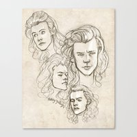 Harries Canvas Print
