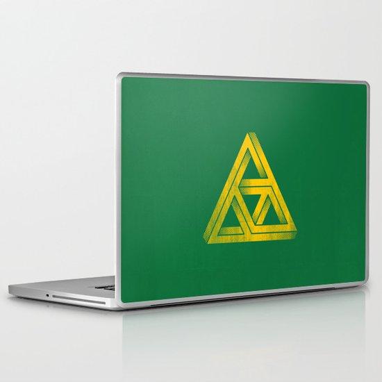 Penrose Triforce Laptop & iPad Skin