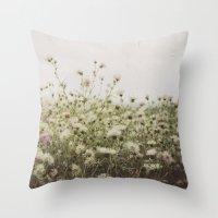 [fiori] Throw Pillow
