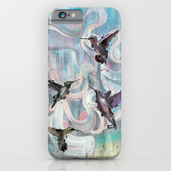 Hummingbirds iPhone & iPod Case