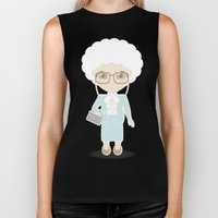 Girls in their Golden Years - Sophia Biker Tank