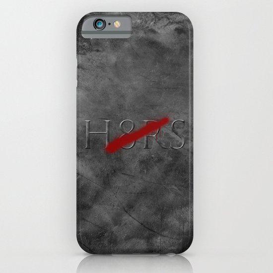 H8RS iPhone & iPod Case
