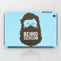 Beard Season iPad Case
