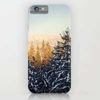 iPhone & iPod Case featuring Winter Wonderland by Moorea Seal