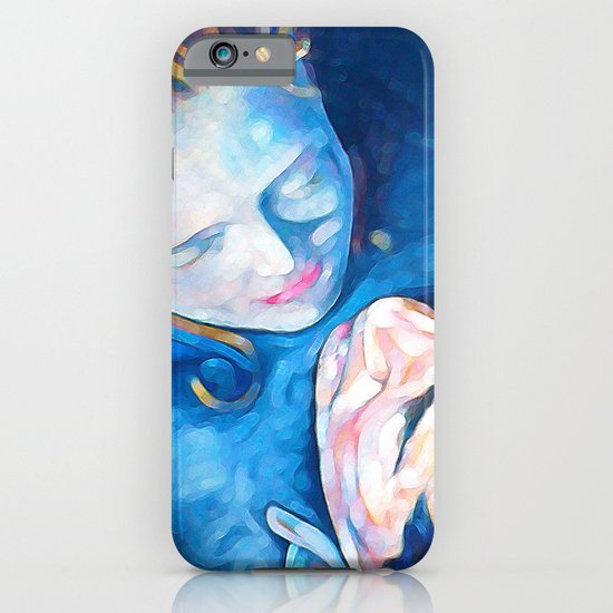Caught by the light iPhone & iPod Case
