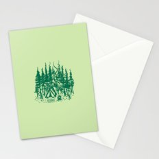 Campsite Stationery Cards