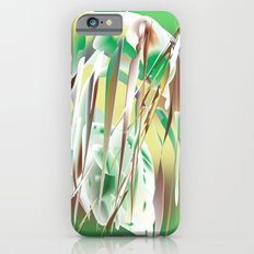 Windy Cold Day in Winter iPhone 6 Slim Case