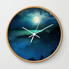 Wish You Were Here (Chapter V) Wall Clock